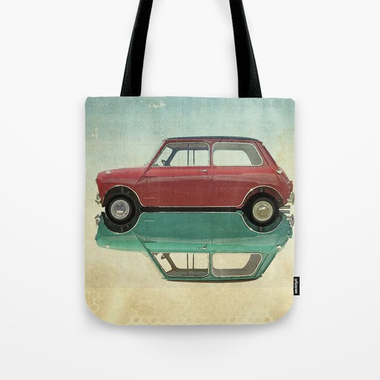 dear mini  Tote Bag