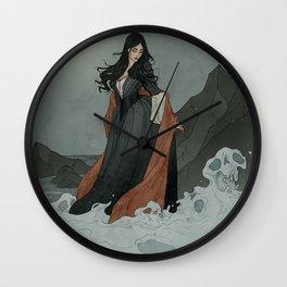 Annabel Lee Wall Clock