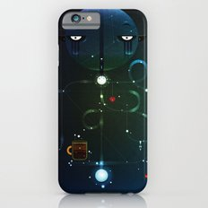 Self Portrait: Raid Boss, Coffee and Constellations iPhone 6s Slim Case