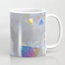 Aurora Borealis Crystals Coffee Mug