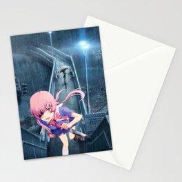 Future Diary Mirai Nikki (Anime) Stationery Cards