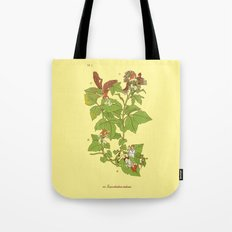 Toxicodendron radicans Tote Bag