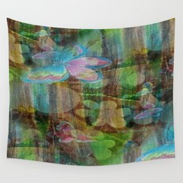 """"""" Maiden In The Mist """" Wall Tapestry"""