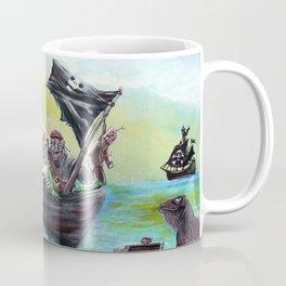 Pirate Booty Beach Coffee Mug