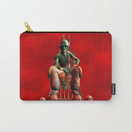 Alien DNA Carry-All Pouch