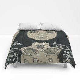Come undone Comforters