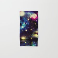 space traffic  Hand & Bath Towel
