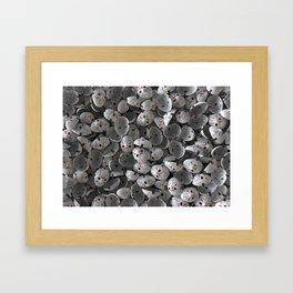 Full of Jason Voorhees Framed Art Print
