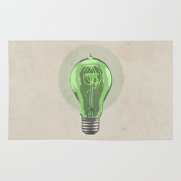 The Green Light Rug