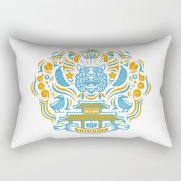Okinawa Rectangular Pillow