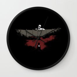 Attack OT Wall Clock