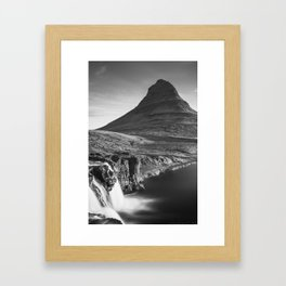 Classic Iceland Framed Art Print