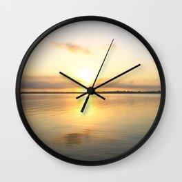 Bacalar, Riviera Maya Wall Clock