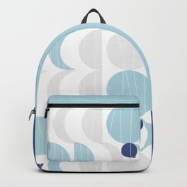 Blue Moon #society6 #decor Backpack