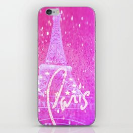Paris Bright iPhone Skin