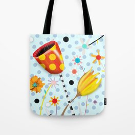 I will not forsake the colours that you bring Tote Bag
