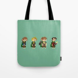 Frodo, Sam, Pippin and merry Tote Bag