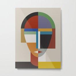 WOMEN AND WOMAN Metal Print