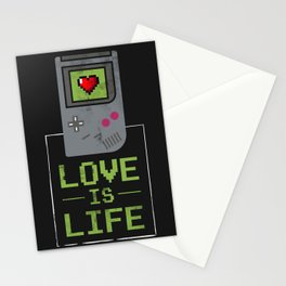 Love is Life Stationery Cards