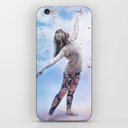 Alexandra iPhone Skin