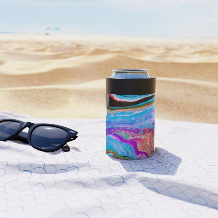 Marble Can Cooler