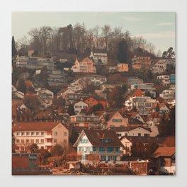 Zurich Gold Coast II Canvas Print