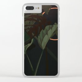 Chiang Mai Clear iPhone Case