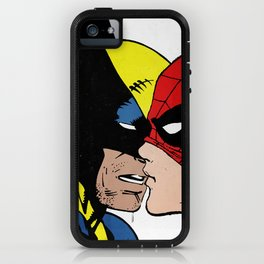 Heroes iPhone Case