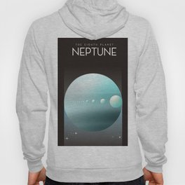 Neptune Space art Hoody