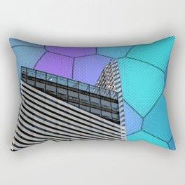 Gran Via Alien Wiew Rectangular Pillow