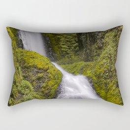 Multnomah Falls The Bowl  5-22-15 Rectangular Pillow