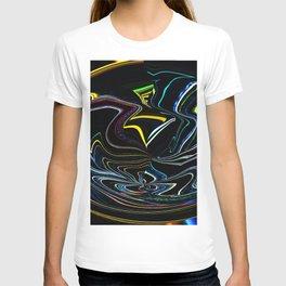 Light Pattern T-shirt