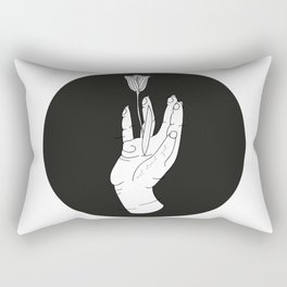Not Dead Yet Rectangular Pillow