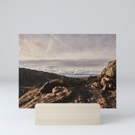 Sawtooth 06 Mini Art Print