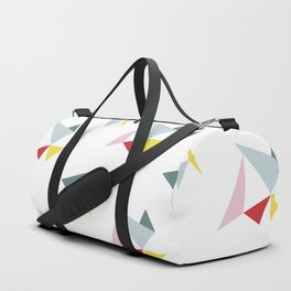 Triangles in the Sky Duffle Bag