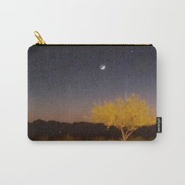 An Evening with the Moon Carry-All Pouch