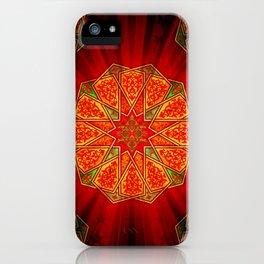 Boho Inner Light iPhone Case