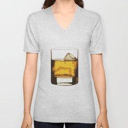 Old Scotch Whiskey Unisex V-Neck