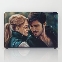 muscle iPad Cases featuring Muscle Memory by Svenja Gosen