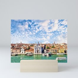Venice, Italy Grand Canal Mini Art Print
