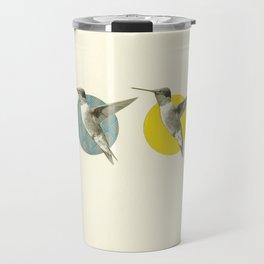 The Hummingbird Dance Travel Mug