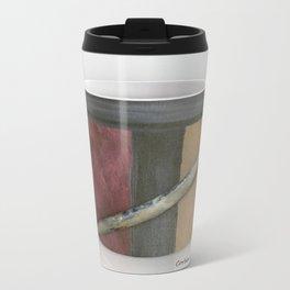 Artist Brush Coffee Mug Modern Art Print Travel Mug
