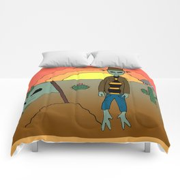 A Martian Discovery Comforters