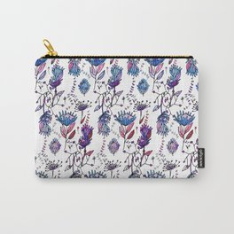 Protea Flower Lilac #homedecor Carry-All Pouch