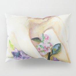 Among the Flowers Pillow Sham