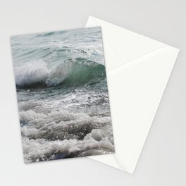 Curly Ocean Jam Stationery Cards