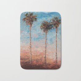 California Palms Bath Mat