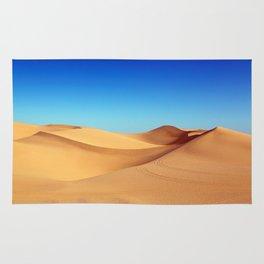 Desert blue Rug