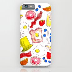 Brunch with me iPhone 6s Slim Case