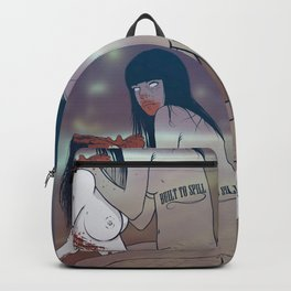 Built To Spill Backpack